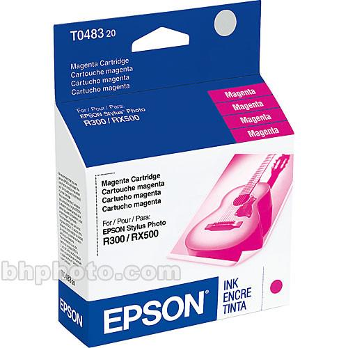 Epson  Magenta Ink Cartridge T048320