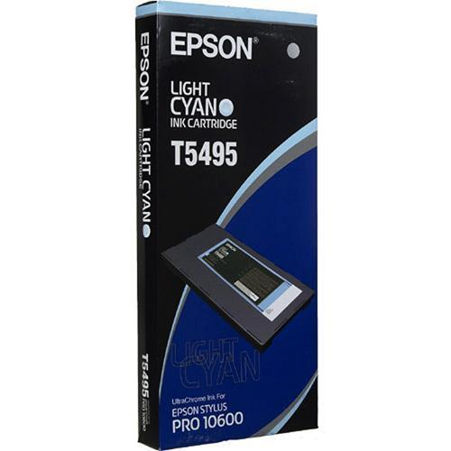 Epson UltraChrome, Light Cyan Ink Cartridge T549500
