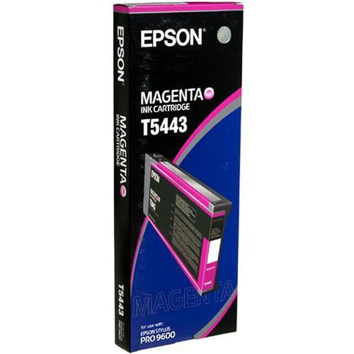Epson UltraChrome, Magenta Ink Cartridge (220ml) T544300