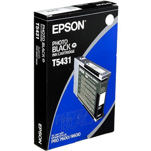 Epson UltraChrome, Photo Black Ink Cartridge T543100