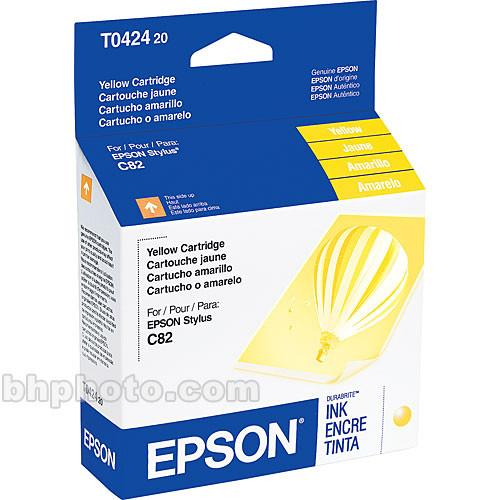 Epson  Yellow Ink Cartridge T042420