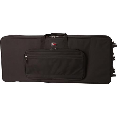 Gator Cases GK-61 Keyboard Case with Wheels for 61-Note GK-61