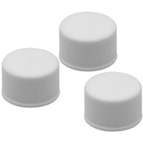General Brand Cap for Quart Storage Bottle - 3 Caps
