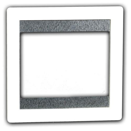 Gepe 6x4.5cm Glassless Slide Mounts with Metal Mask - 20 457030