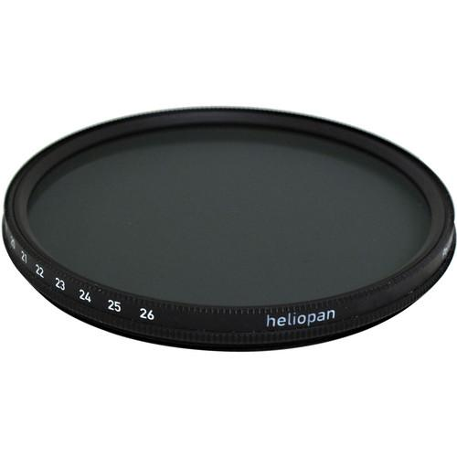 Heliopan 62mm Slim Circular Polarizer SH-PMC Filter 706240