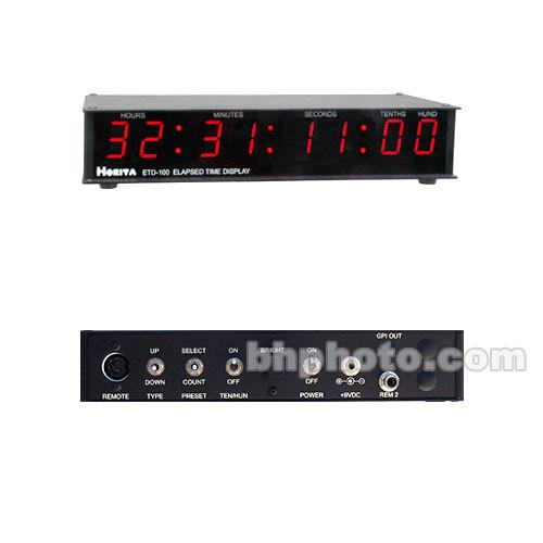 Horita  ETD-100 LED Elapsed Time Display ETD100