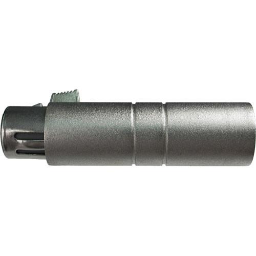 Hosa Technology Audio Adapter XLR Female to XLR Male GXX-195