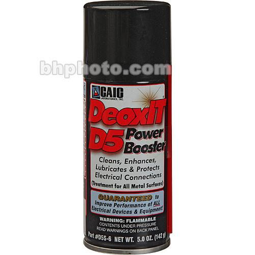 Hosa Technology DeoxIT - Strong Deoxidizer Spray D5S-6