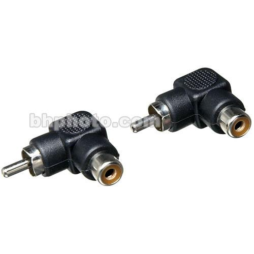 Hosa Technology RCA Male to Female Adapter- (2 Pieces) GRA-259