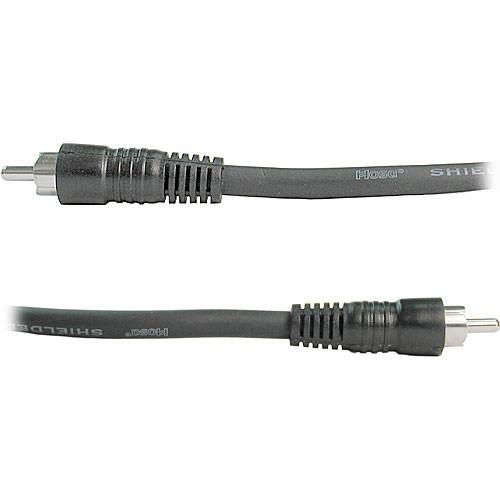 Hosa Technology RCA Male to RCA Male Cable - 5 ft CRA-105