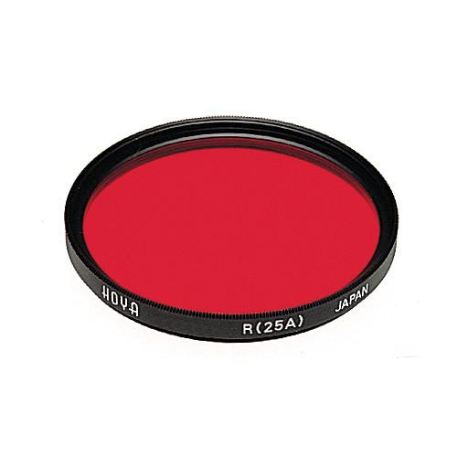 Hoya 49mm Red #25A (HMC) Multi-Coated Glass Filter A-4925A-GB