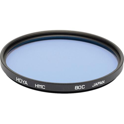 Hoya 55mm 80C Color Conversion (HMC) Multi-Coated A-5580C-GB