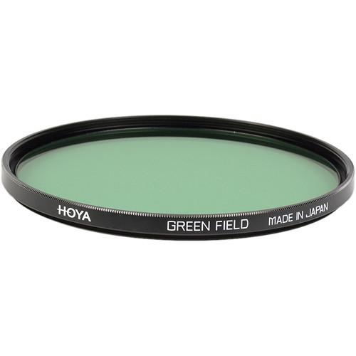Hoya 72mm Green Field (Intensifier) Glass Filter S-72GRNFLD