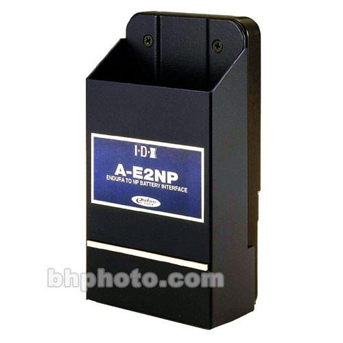 IDX System Technology A-E2NP NP Battery Adapter - A-E2NP