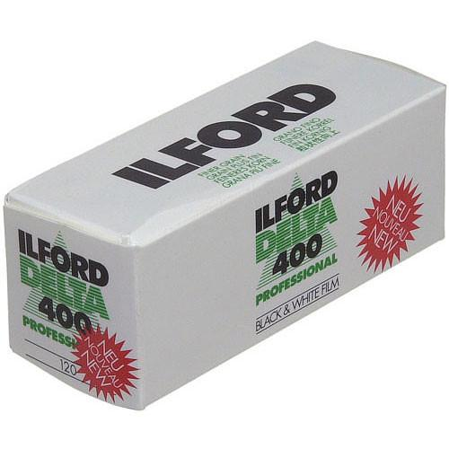 Ilford Delta 400 Professional Black and White Negative 1780668