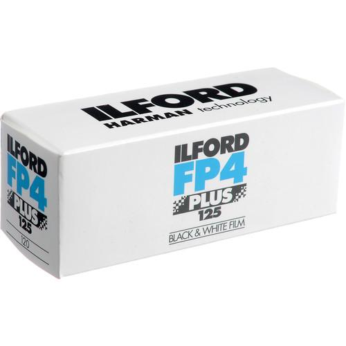 Ilford FP4 Plus Black and White Negative Film 1678169