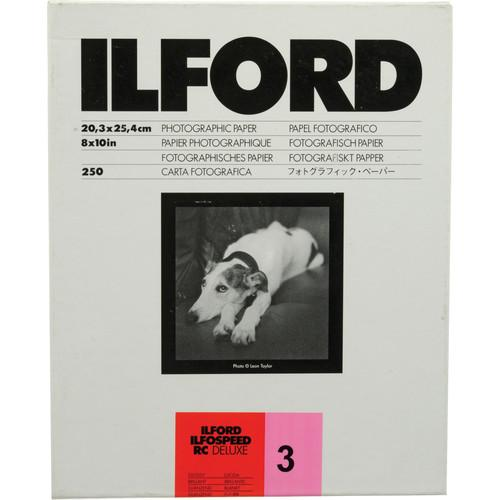 Ilford  ILFOSPEED RC DeLuxe Paper 1610730