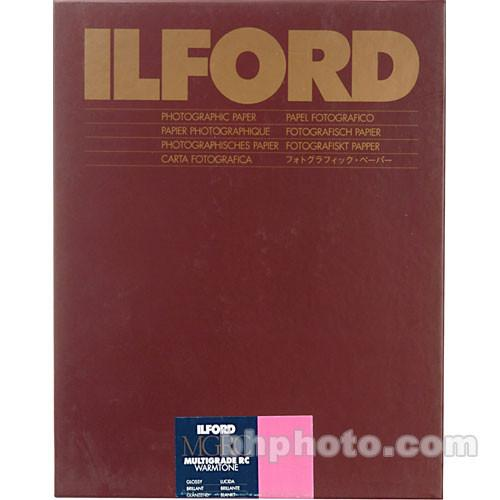Ilford Multigrade Warmtone Resin Coated Paper 1902367