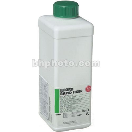 Ilford  Rapid Fixer (Liquid,1 Liter) 1984262