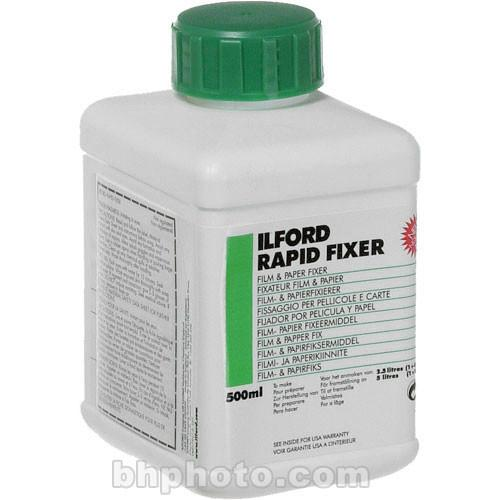 Ilford  Rapid Fixer(Liquid)500ml 1984253