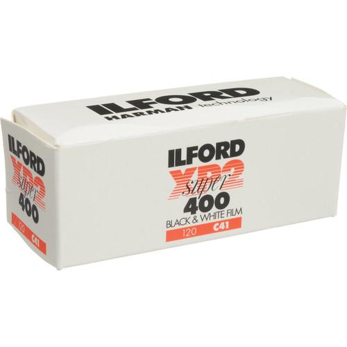Ilford XP2 Super Black and White Negative Film 1839649