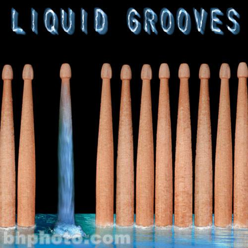 ILIO Sample CD: Liquid Grooves (Akai) with Audio CD LG1A