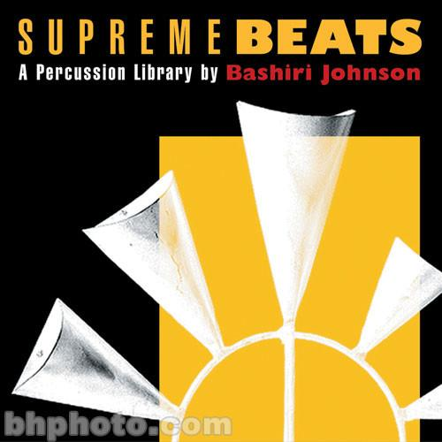 ILIO Sample CD: Supreme Beats African/Contemporary (Akai) SB1A