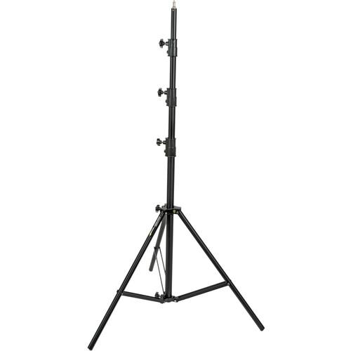 Impact Air-Cushioned Two Light Stand Kit with Case LS-2K