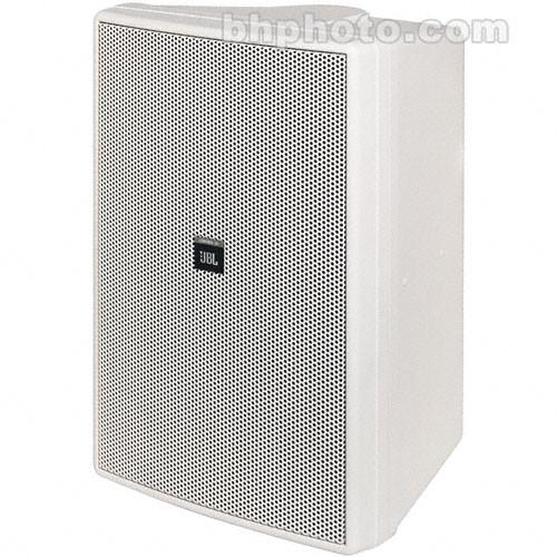 JBL Control 30 Monitor, White Enclosure - (Single) CONTROL 30-WH, JBL, Control, 30, Monitor, White, Enclosure, Single, CONTROL, 30-WH