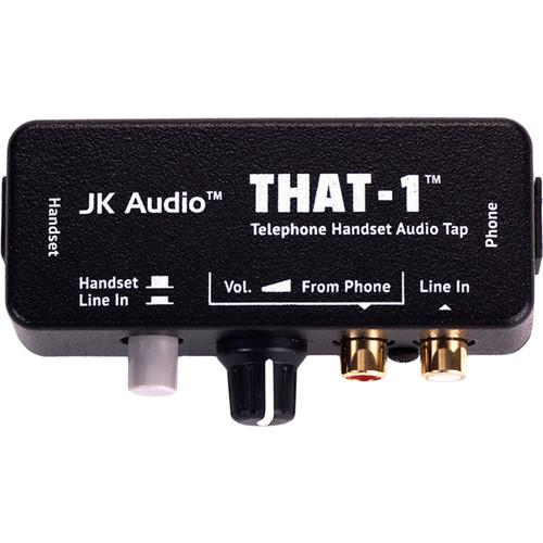 JK Audio  THAT-1 Telephone Interface THAT1