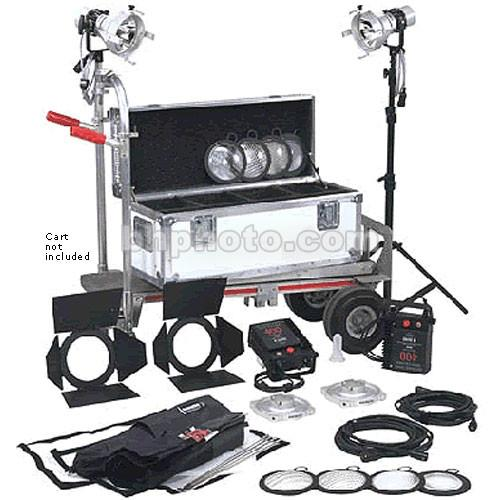 K 5600 Lighting Joker News 400W HMI Pair - 2 Light, K0400JNPAIR