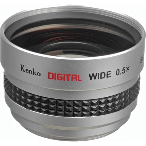 Kenko SGW-05 37mm 0.5x Wide Angle Converter Lens SGW-05
