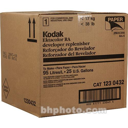 Kodak Ektacolor RA Developer Replenisher for Color 1230432