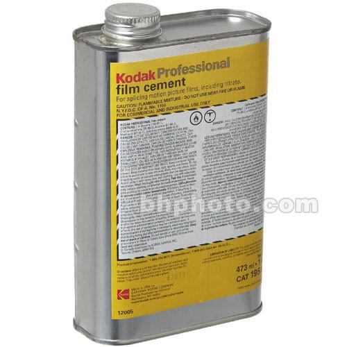 Kodak  Professional Film Cement 1 Pint 1956176