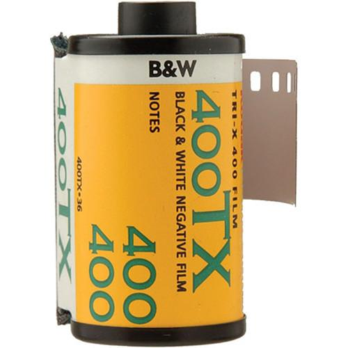 Kodak Professional Tri-X 400 Black and White Negative 8667073