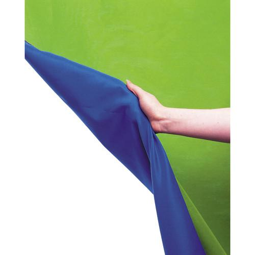 Lastolite 10x24' Blue/Green Chromakey Background LL LC5887