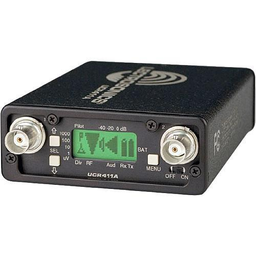 Lectrosonics 400 Series - Portable Wireless Microphone System