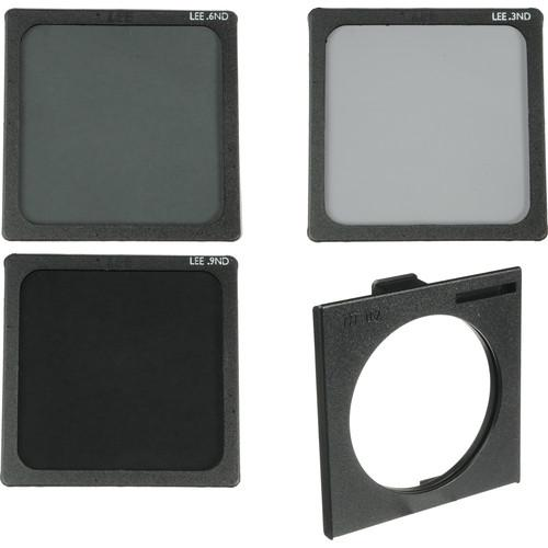 LEE Filters Solid Neutral Density Polyester Filter Set GSND