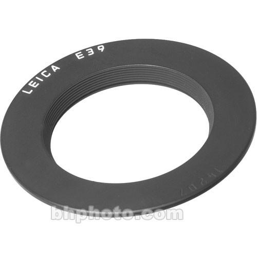Leica E39 Adapter for Universal Polarizer M Filter 14207