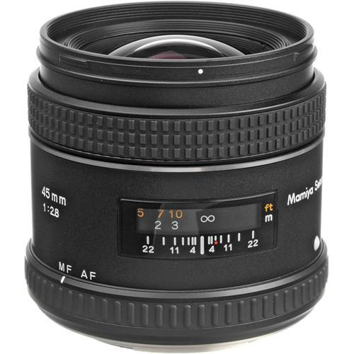Mamiya Sekor 45mm f/2.8 D Lens for 645-AF 800-58000A