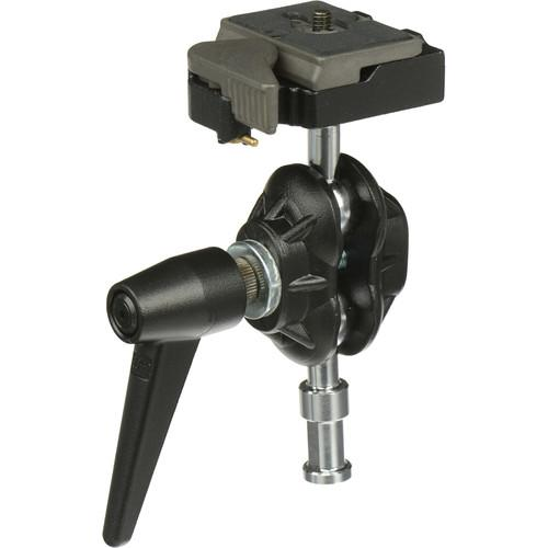 Manfrotto 155RC Double Ball Joint Head with Camera 155RC
