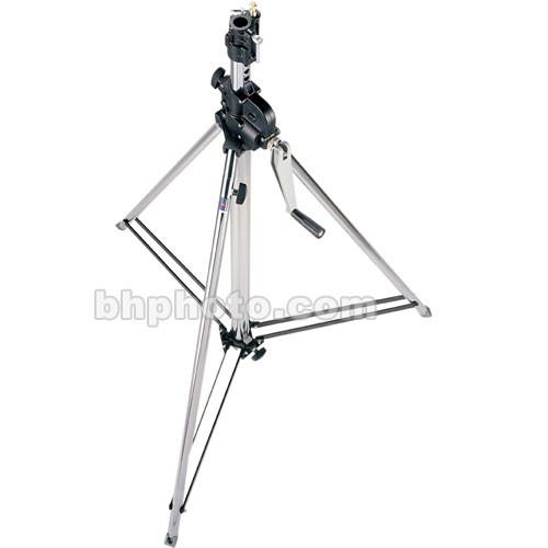 Manfrotto 2-Section Wind Up Stand with Leveling Leg 083NW