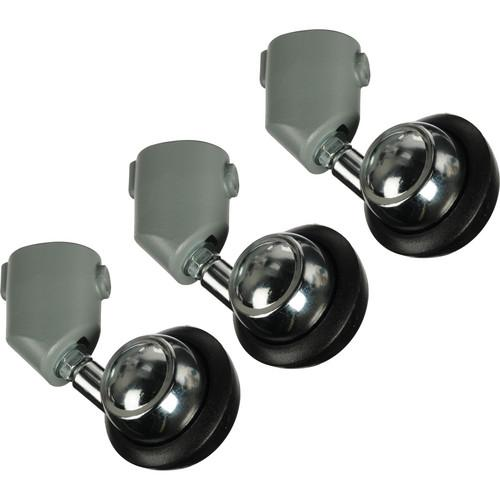 Manfrotto Casters for Light Stands - Set of Three 018