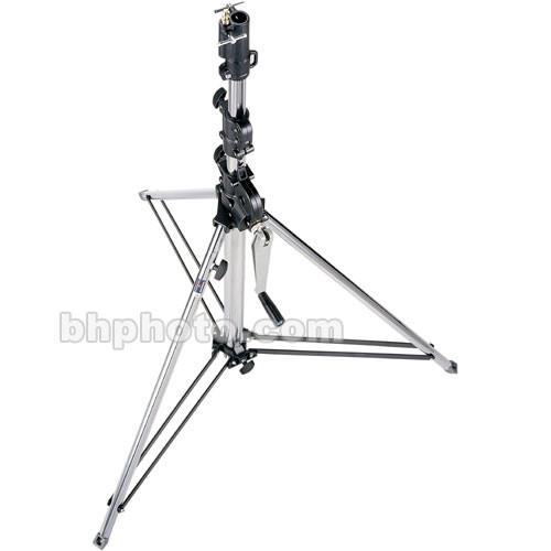 Manfrotto Short Wind-Up Stand (Chrome-plated, 9') 087NWSH