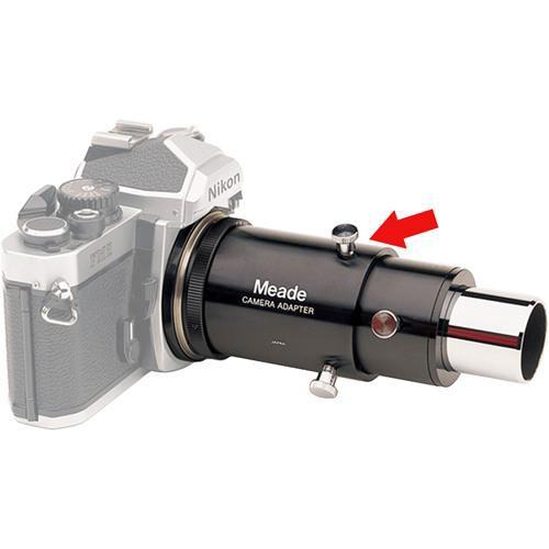 Meade Variable Projection SLR (35mm OR Digital) Camera 07361