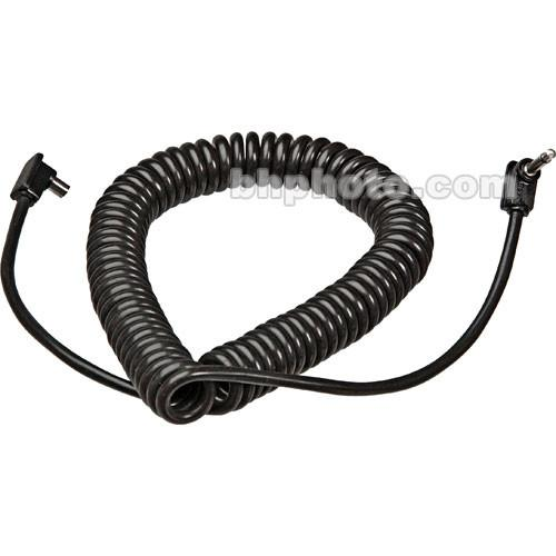 Metz 36-52 PC Male to Sub-Miniphone Sync Cord - Coiled MZ 5534