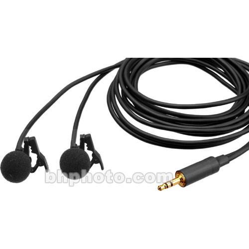 Microphone Madness BSM-7 Stereo Lavalier Microphone MM-BSM-7M