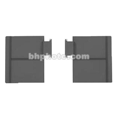 Mole-Richardson 2 Leaf Barndoor Set with Diffusion-Filter 5769