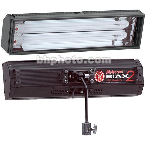 Mole-Richardson Biax-2 Omni FLuorescent Light with Local, 7371B