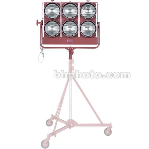 Mole-Richardson Molepar 1K-6KW 6 Light Par Bank 5761
